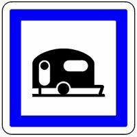 Emplacement pour caravane en passage ou résidentiel dans le Nord pas de calais à la limite de la Picardie